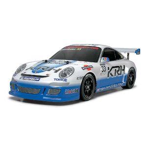 タミヤ RCC ポルシェ911 GT3 KTR (TT-01E)(電動RCカー:58422)【ラジコン・タミヤ】【ポイント倍...