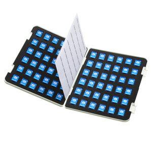 三和供應記憶卡片檔案件 (SD 卡、 雙面存儲類型) (FC MMC22SD) 製造商投放專案