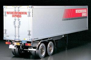 タミヤ RCTR パネルバン セミトレーラー(1/14 ビックトラック:56302)【ラジコン・タミヤ】【...
