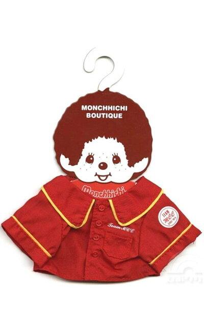 【送料無料】モンチッチブティックモンチッチ2006PART1ボウリングシャツ長さ8cm