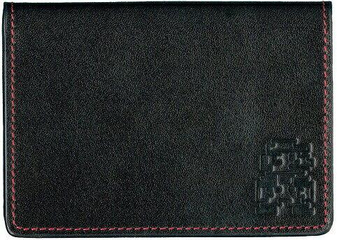 超目玉 スーパーマリオブラザーズFAVORITE+LeatherGoods本革名刺入れ革小物高さ8cmペーパーマリオオリガミキ