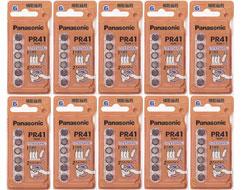 パナソニック補聴器用空気電池PR536(10)1パック(6粒入り)
