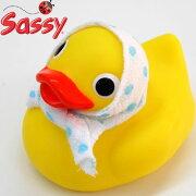 サッシー ラバーダッキー 赤ちゃん センサー