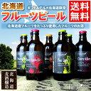 ビール ギフト送料無料 北海道フルーツビール6本セット【セッ...