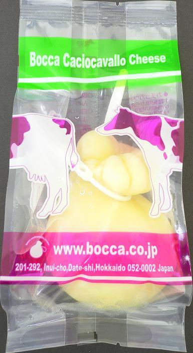 北海道ナチュラルチーズ 牧家の『カチョカヴァロ』人気テレビ番組でも取り上げられて全国に浸透した実力派チーズです