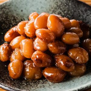 北沢食品北海道産とら豆甘煮225g【ギフト対応不可】