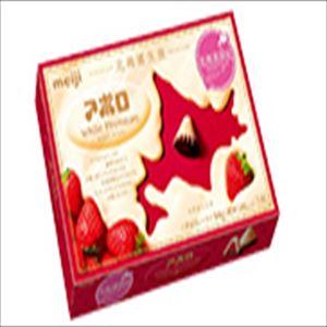 北海道限定アポロホワイトプレミアムミニ【明治製菓】【meiji】【チョコレート】