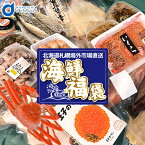 ランキング受賞 送料込 訳あり(福袋)北海道海鮮福袋セット(第一弾)(同梱不可)北海道 ずわいがに カニ かに 詰め合わせ ふっこう 復興福袋