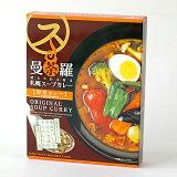 曼荼羅(まんだら) 札幌スープカレー 野菜 スープ300g、スパイス2g×2袋
