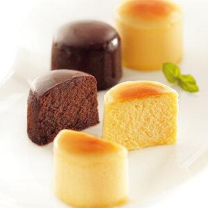 きのとやスフレのチーズとチョコレート各4個入きのとや スフレミックス[北海道お土産]