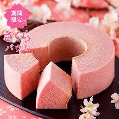 桜バウムTSUMUGI【ISHIYA(石屋製菓)】