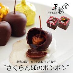 洋菓子工房年輪舎『さくらんぼのボンボン(キルシュ)』