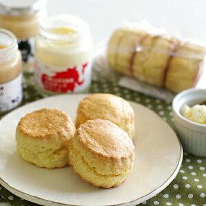 他にはない特別な美味しさ!自家製スコーンと自慢のクロテッドクリーム&ミルクジャム♪【産地...