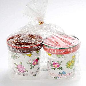 フリーズドライのいちごとチョコレートの組み合わせが絶妙六花亭 ストロベリーチョコ 2種セット...