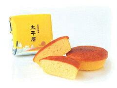 北海道産バター使用!風味豊かなマドレーヌ六花亭 大平原 4個袋入
