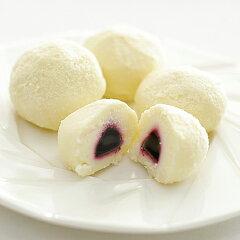六花亭とのコラボスイーツ♪チーズクリームとハスカップソースをホワイト生チョコレートで包ん...