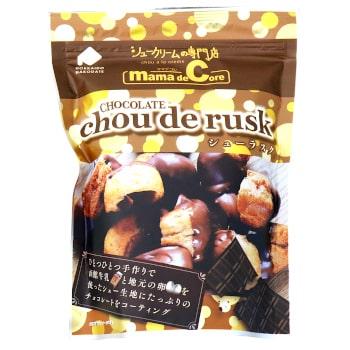 シュークリーム専門店のミルクチョコレートシューラスク北海道お土産おみやげお菓子スイーツ2021母の日