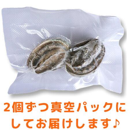 韓国ワンド産蝦夷アワビ6個[あわび/鮑/高品質]