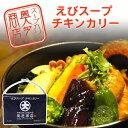奥芝商店 えびスープ チキン カリー スープカレー 北海道限...