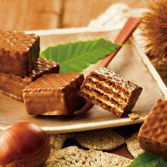 ロイズチョコレートウエハース(モンブランクリーム)