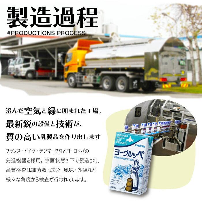 北海道日高ヨーグルッペ200ml×24本の紹介画像3