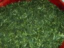 姿三流・味一流 ! 近江の茶農家自家用一番摘み荒茶 【荒茶1号】1キログラム送料無料 !