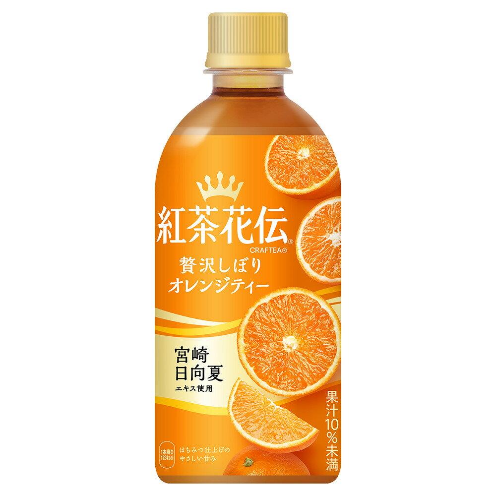 お茶飲料, 紅茶  CRAFTEA 440mlPET24 CocaCola ()