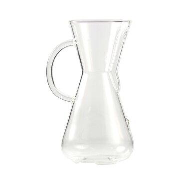 Chemex COFFEEMAKER 3CUPChemex コーヒーメーカー 3cup(ハンドル付き)