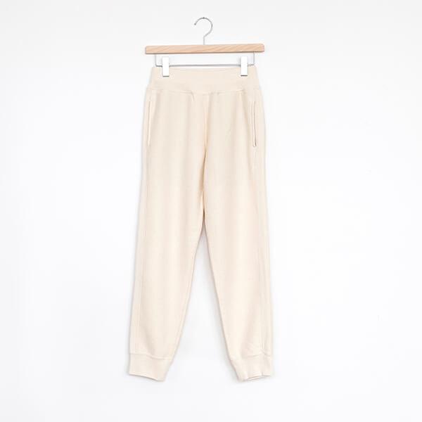 トップス, スウェット・トレーナー FilMelange AUBREY sweatpants Natural 1002033