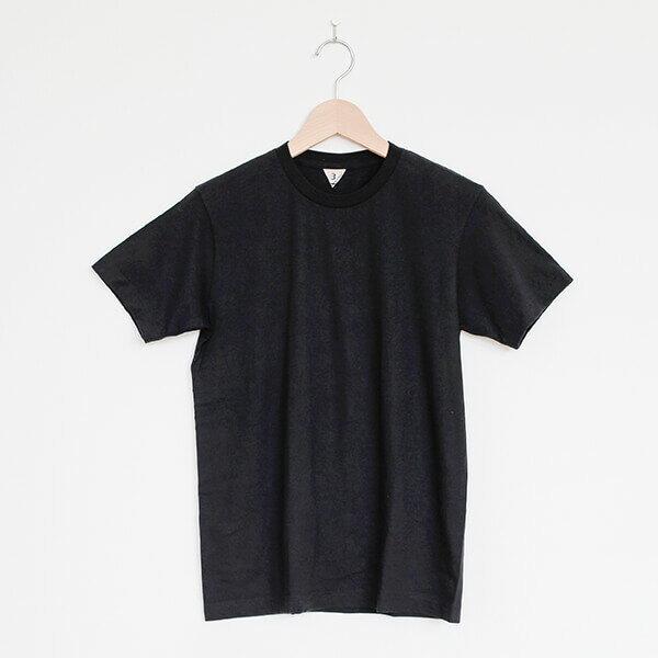 トップス, Tシャツ・カットソー FilMelange JAMES T-shirt BlackT 1003000