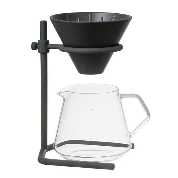 KINTO SLOW COFFEE STYLE SO4 4cupsブリューワースタンドセット [27573] [Breaktime]