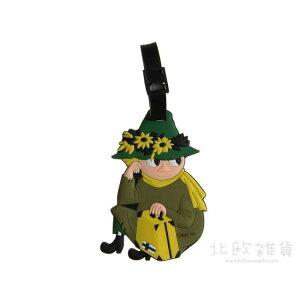 【送料450円】Moomin ムーミン ラゲッジタグ/スナフキン 【北欧雑貨】