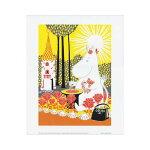 【送料350円】Moominムーミンカラーミニポスター(ローズムーミンママ/24×30cm)【北欧雑貨】【YDKG-f】【02P11Nov11】