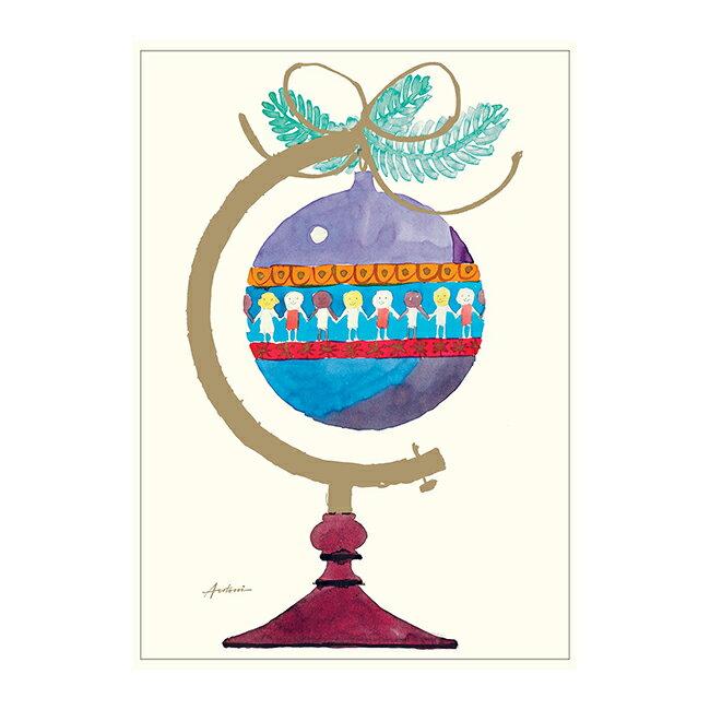 紙製品・封筒, ポストカード・絵はがき Ib Antoni ( UNICEF )