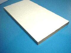 ポリランバー・ホワイト(木材)厚さ21mm巾910mmx長さ1820mm(15.25kg)