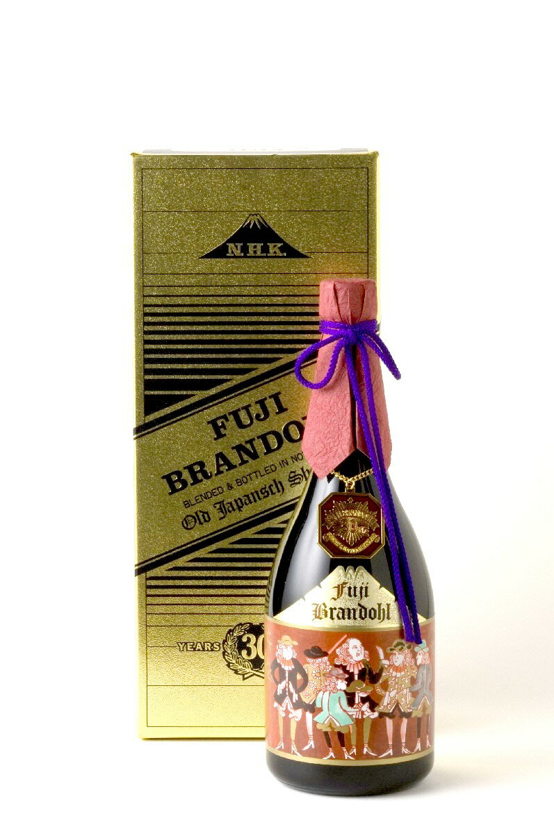 Fuji brand or 720 ml 30-year maturity (limited edition)