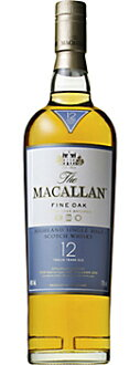 The Macallan fine oak 12 years 700 ml