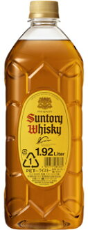 Suntory square bottle Jumbo 1920 ml