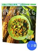 MD大豆習慣納豆×おくら6袋入12個(1ケース)