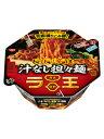 日清 ラ王 ビリビリ辛うま汁なし担々麺 12個(1ケース)