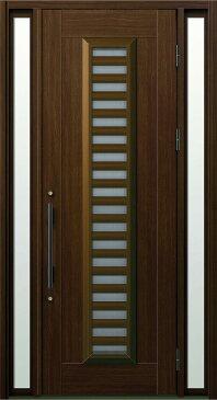 YKKAP玄関 玄関ドア 通風プロント[Aタイプ] 両袖FIX ドア高23タイプ:S11型[幅1235mm×高2330mm]【ykk】【YKK玄関ドア】【通風ドア】【網戸付き】【通風玄関】