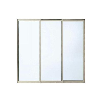 商品リンク写真画像:その他の片引き窓の種類:三枚連動片引き窓16520 (ノース&ウエストさんからの出展) ※片引き窓の種類と形状解説写真4
