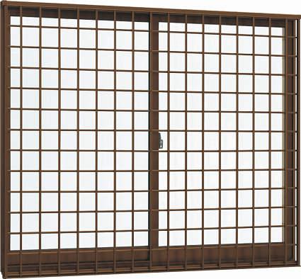 [幅1690mm×高370mm] フレミングJ 【引違い窓】 半外付型: YKKAP窓サッシ 【アルミサッシ】 [複層ガラス] 引き違い窓 【ペアガラス】 2枚建 【サッシ窓】