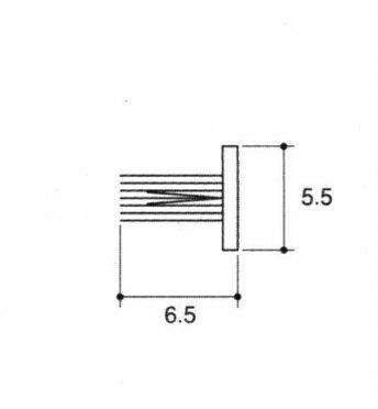 旧立山アルミ補修用部品 浴室 モヘア:モヘア(下枠)10m[PYMH061]【立山】【対応商品名をご確認下さい】【BM】【BN】【BT】【BX】【BHH】【緩衝材】【防虫材】