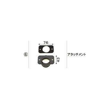 LIXIL補修用部品 TOEXブランド部品 カーポート カーポート雨樋セット 雨樋セット5(カーポート用):アタッチメント[UPD68090A]