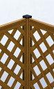 YKKAPガーデンエクステリア フェンス スタンダードシステム ブロック建て施工:90°専用角柱T100[高980mm]【YKK】【YKKフェンス】【アルミフェンス】【境界フェンス】【仕切り】【柵】【ガーデン】【目隠し】
