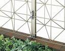 YKKAPガーデンエクステリア フェンス エスパリア 固定柱施工部材:固定柱T80・100兼用【YKK】【YKKフェンス】【アルミフェンス】【グリーンフェンス】【境界】【仕切り】【柵】【ガーデニング】
