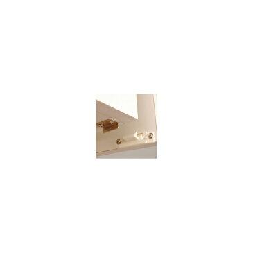 リフォーム用品 耐震・防災 家具の耐震 耐震ラッチ:スガツネ工業 レバーラッチ ホワイト