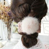 ヘアピンヘアアクセサリー髪留めヘアクリップ可愛いレディースデイリー