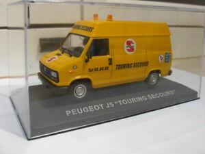 【送料無料】ホビー 模型車 車 レーシングカー プジョーリリーフツーリングネットワークpeugeot j5 touring secours ixo altaya mib 143 n j7 104 304 504 604 beautiful画像